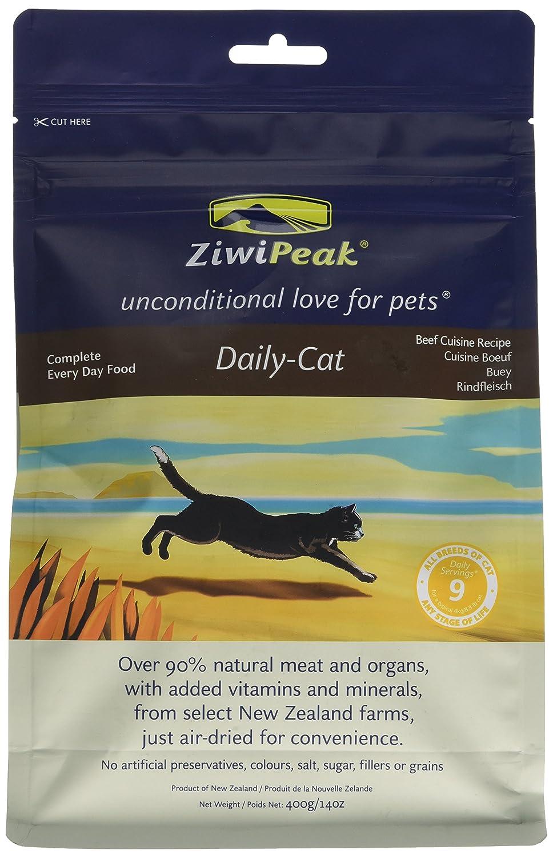 Ziwi Peak Air-Dried Beef Cat (14 oz.)