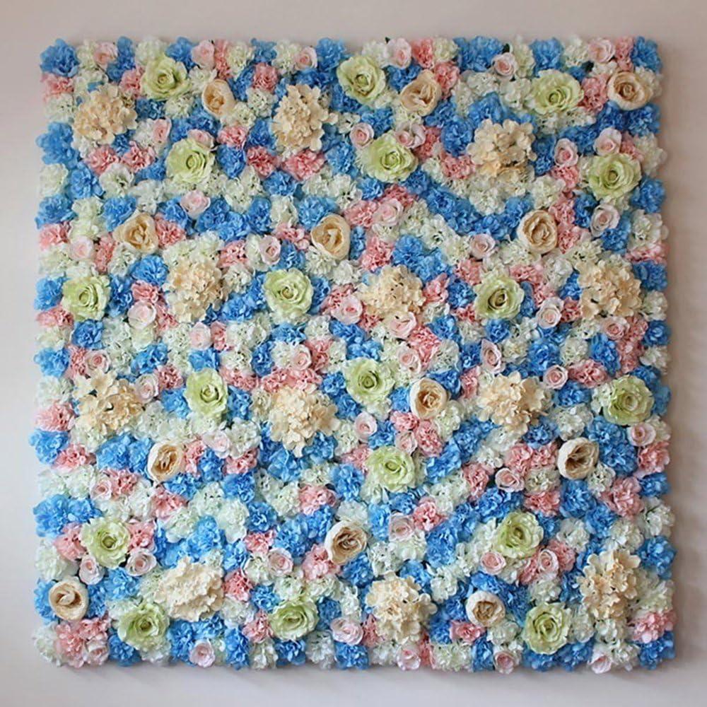 flores fiestas retratos de fotograf/ía 1 pieza de pared de rosa de seda artificial para bodas arreglos de ramos de fotograf/ía Binglinghua fondo