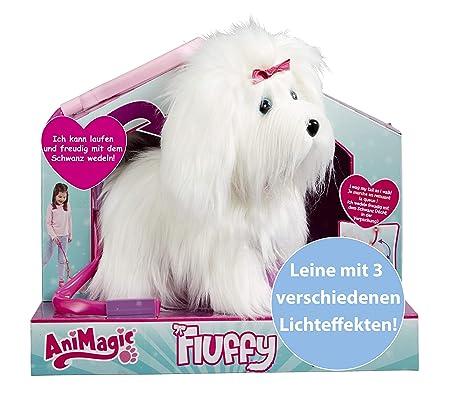 Animagic - Hund Fluffy, Elektronisches Haustier