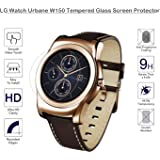 Fiimi Tempered Glass Screen Protector For LG Watch Urbane W150(LG G Watch W150)