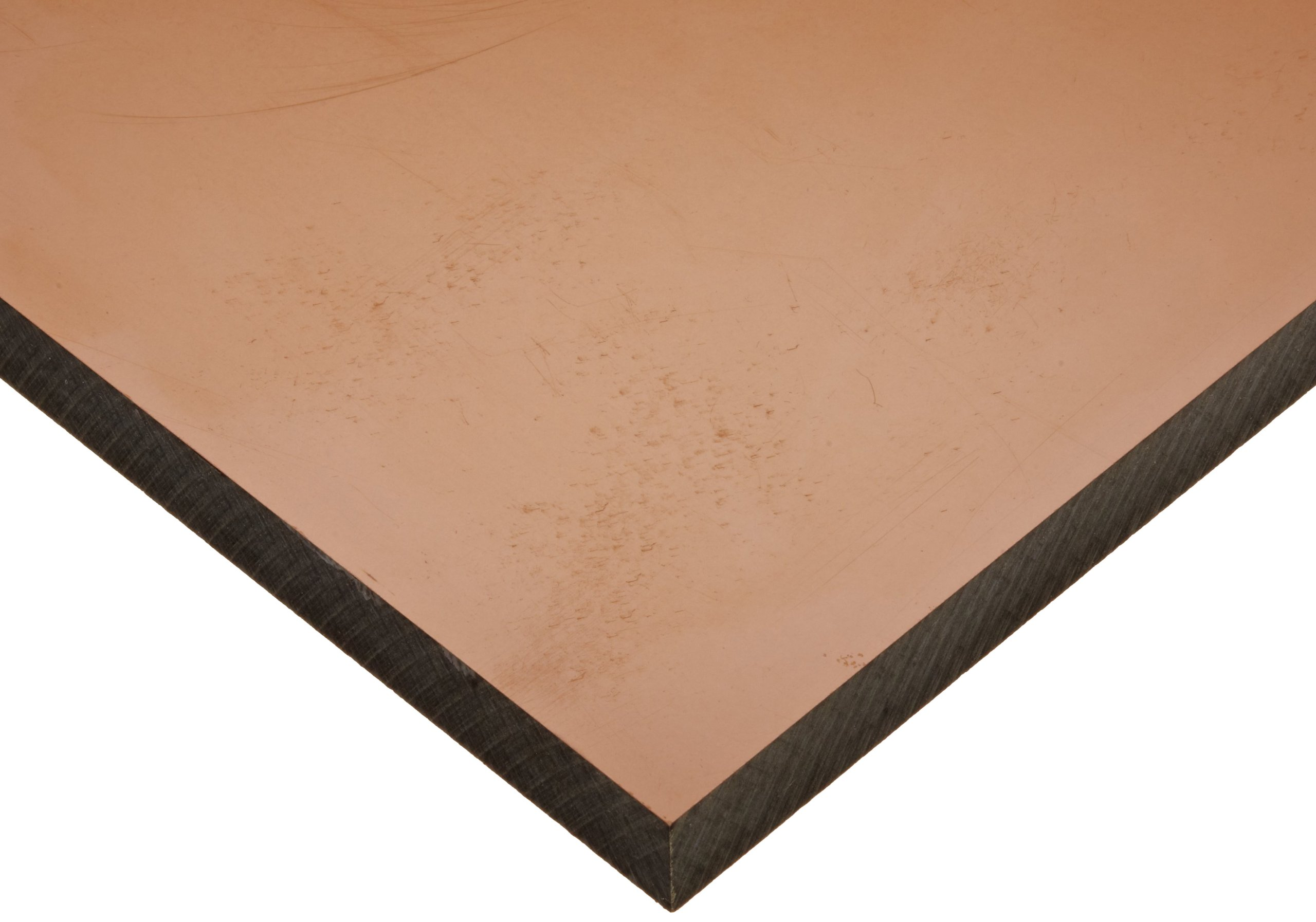 Phenolic Sheet, Tan, 0.125'' Thickness, 12'' Width, 12'' Length (Pack of 1)