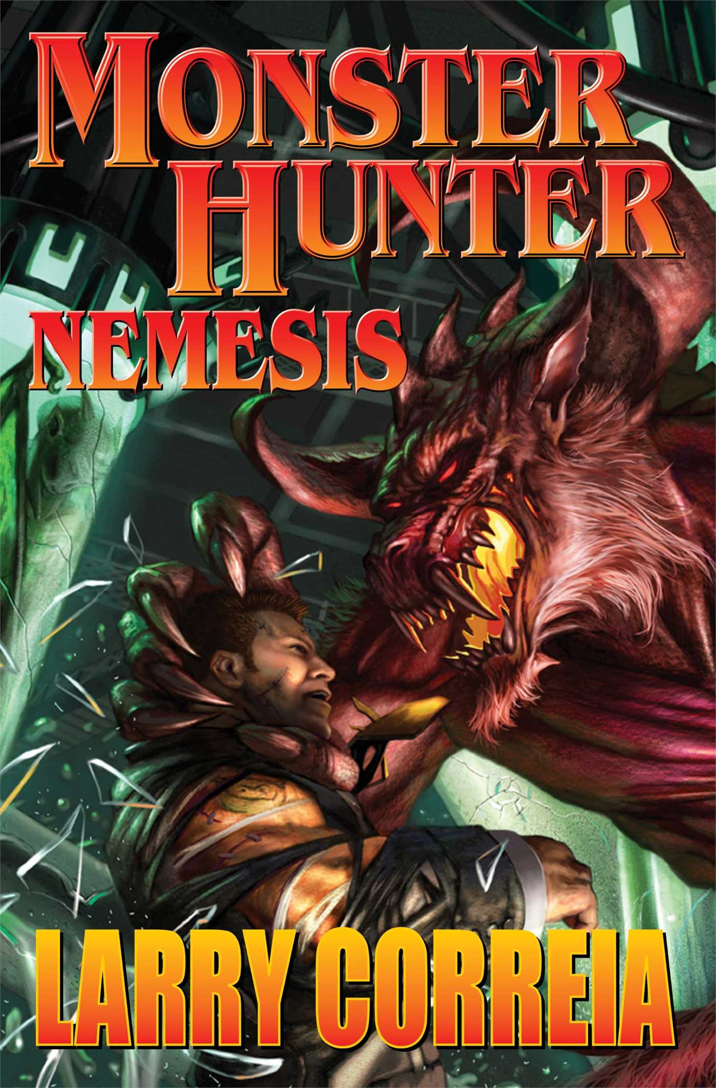 Download Monster Hunter Nemesis PDF