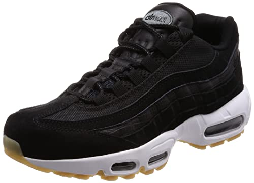 on sale 0ee35 c68e0 Zapatilla Nike Air MAX 95 Premium Negro Blanco Hombre 43 Negro  Amazon.es   Zapatos y complementos