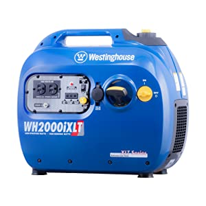 Westinghouse WX2000iXLT Digital Inverter Generator Review