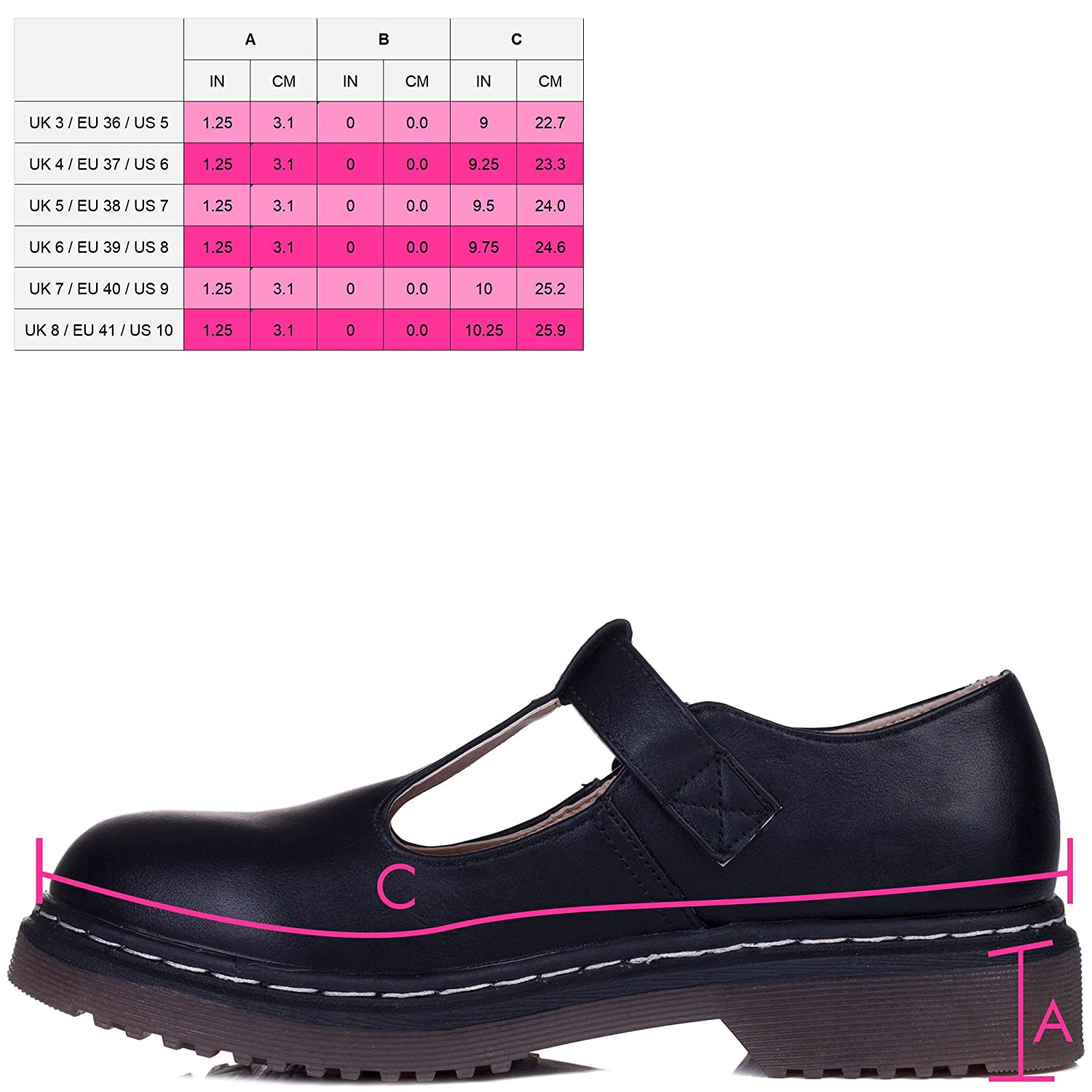 SPYLOVEBUY Snatched Womens Adjustable Buckle Flat Shoes