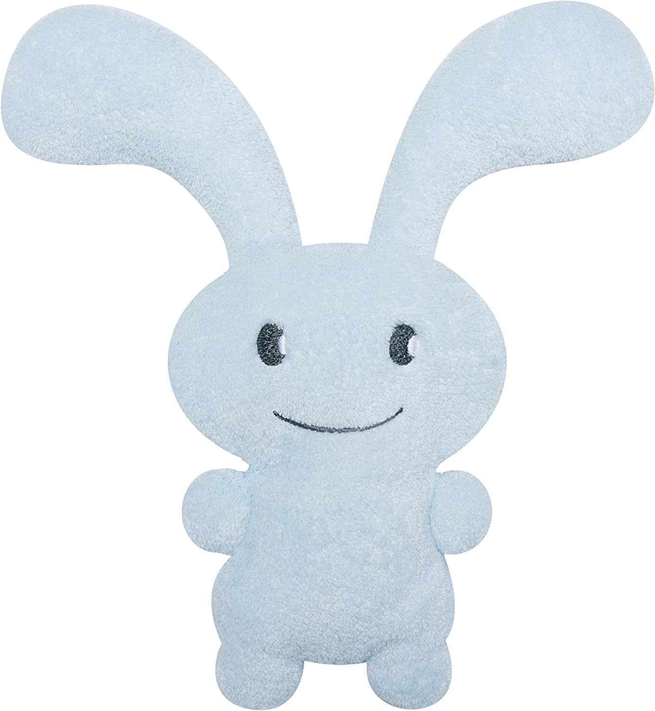 Trousselier V109902Funny Bunny Colcha con sonajero–Azul
