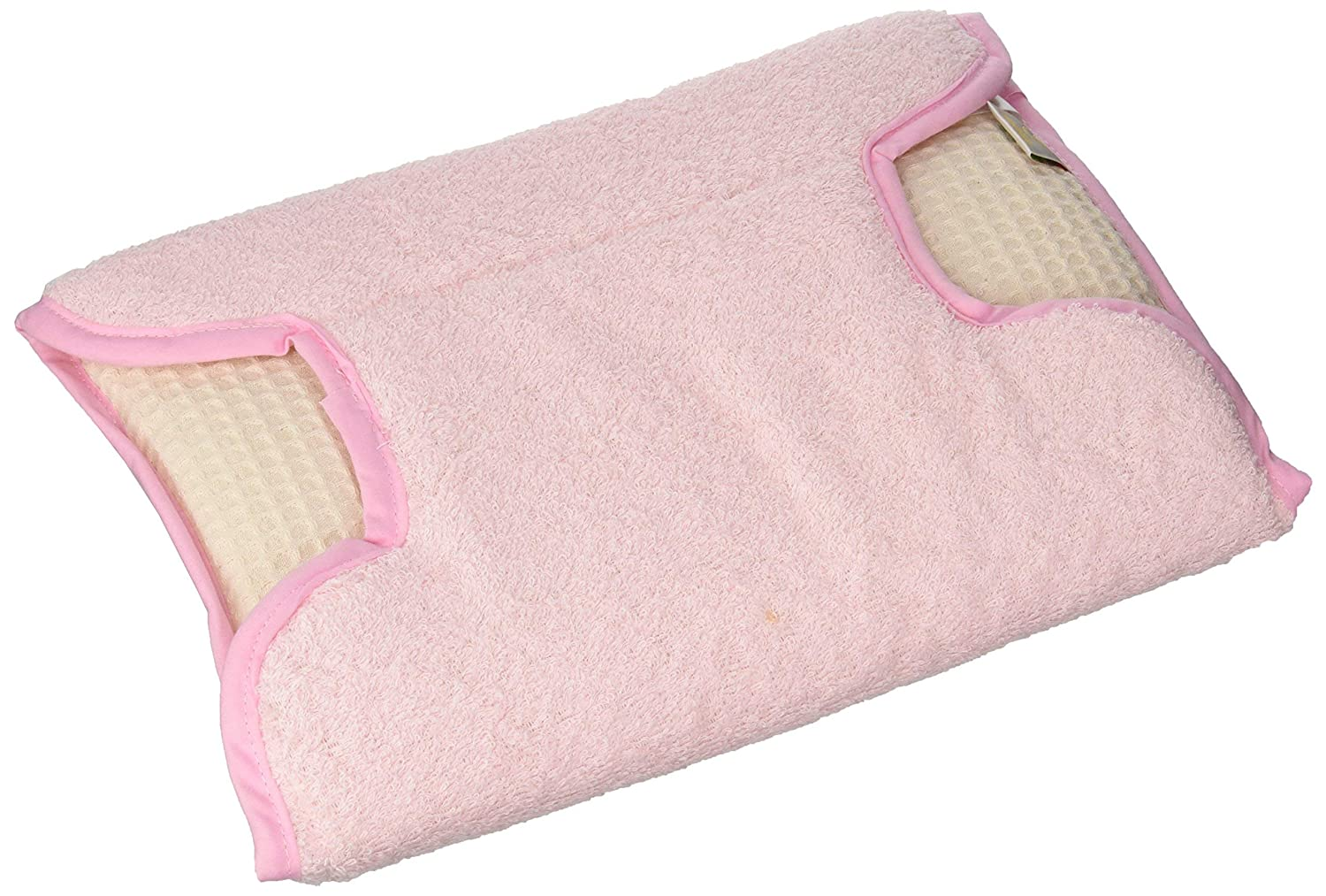 One Size Italbaby Sponge Double Face Cover Multi-Color Pink
