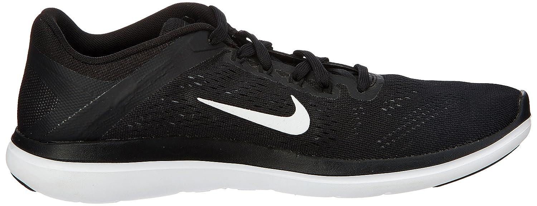 NIKE Men's Flex 2014 RN Running Shoe B0147W1EHO 13 D(M) US|Black/White/Cool Grey