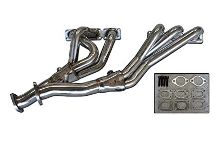2000-2006 BMW 325/330 2.5L/3.0L Stainless Steel Exhaust Header