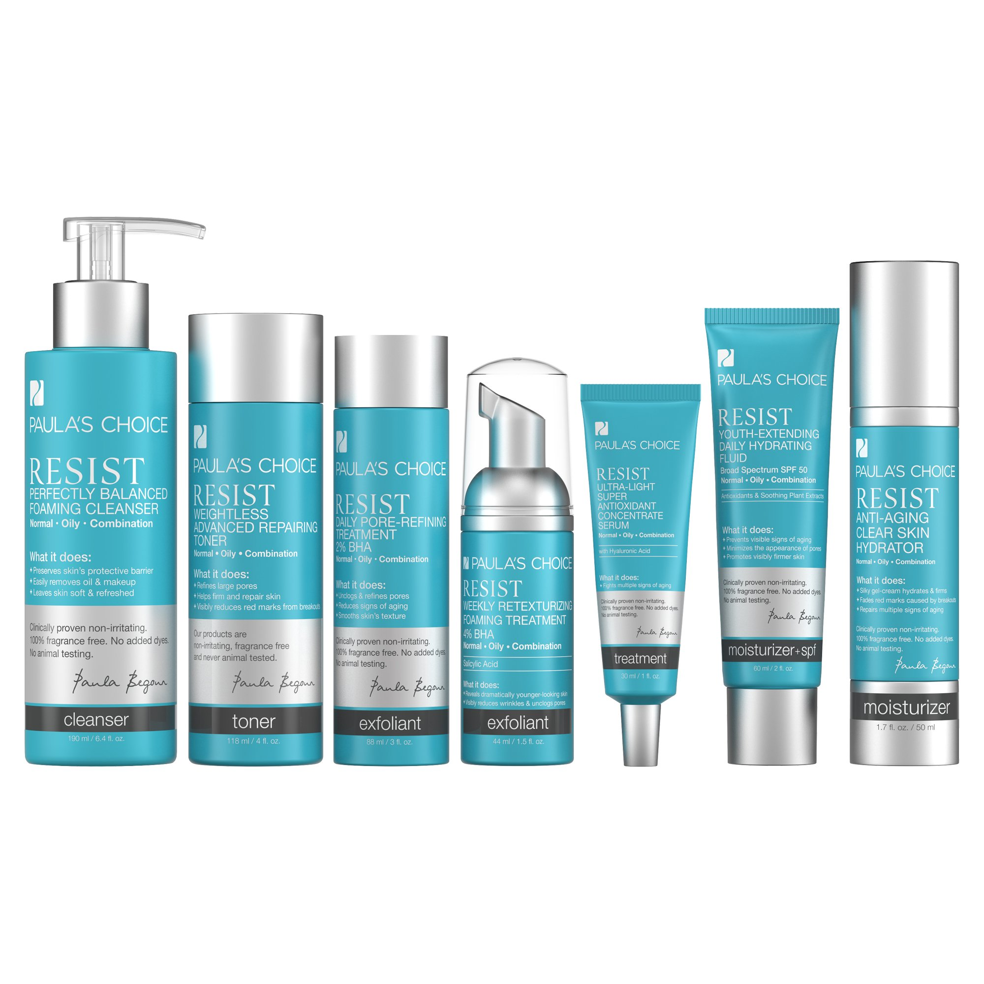 Paula's Choice RESIST Advanced Kit for Normal to Oily Skin by Paula's Choice (Image #2)