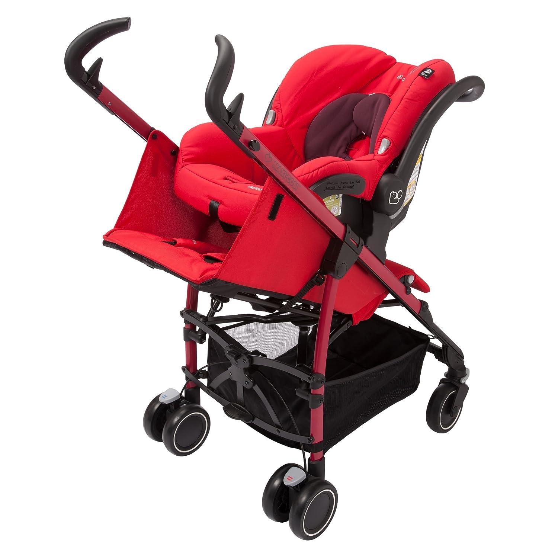 Amazon.com: Maxi Cosi Kaia carriola, talla única , Rojo ...