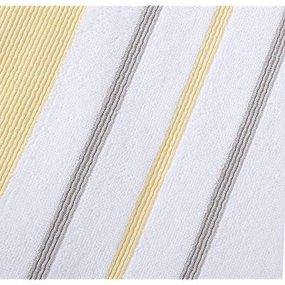 Caribou Cotton Striped Hand Towel
