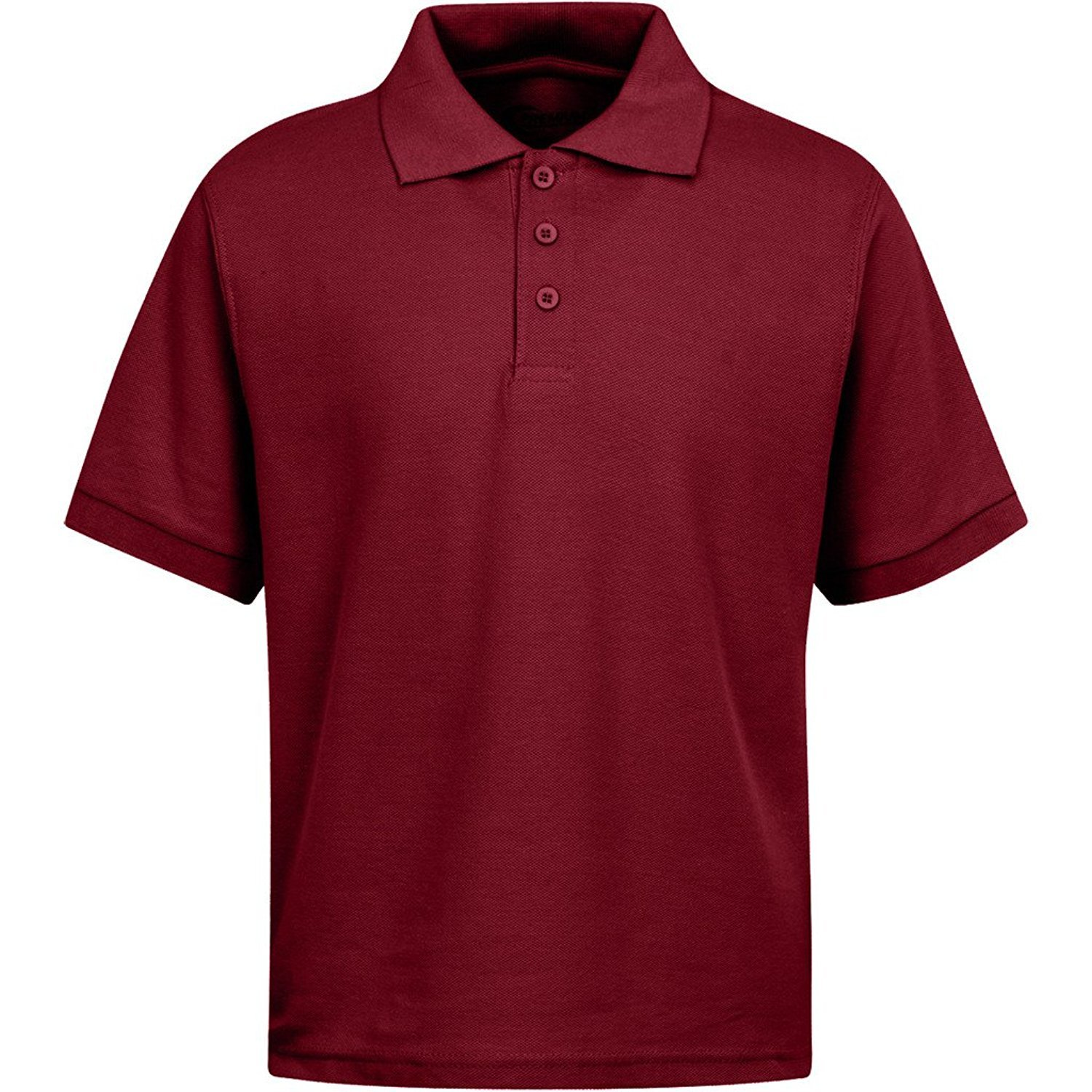 Amazon Premium Mens Polo Shirts Short Sleeves Stain Guard