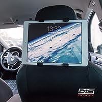 Premium Tablet Halterung Auto - Universal KFZ-Kopfstützen-Halterung - Optimal für Familen & Kinder im Urlaub - 7 bis 11 Zoll Tablets