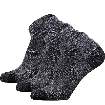 5af1bb38ef7 Pure Athlete Walking Socks - Comfortable Padded Walking Socks - Use for  Jogging
