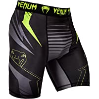 Venum Sharp 3.0 Vale Tudo Shorts - Black/Neo Yellow