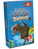 """Bioviva 0101012114 - Gioco carte """"Défis Nature"""" (Sfide della Natura), Dinosauri 1 (versione francese)"""