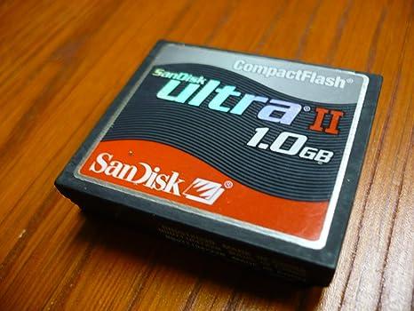 Amazon.com: SanDisk 1 GB Ultra II tarjeta de memoria ...