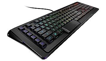Steelseries Apex M800 - Teclado para Juego, mecánico, iluminación RGB LED per-Key