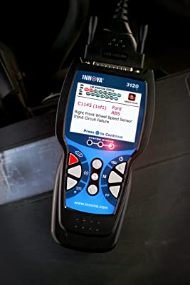 This Innova Code Reader is an advanced Innova scan tool built for professional tech and car enthusiasts