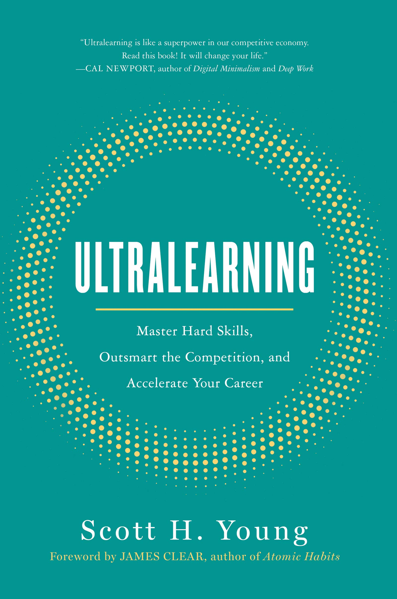 Ultralearning: Master Hard Skills, Outsmart the Competition, and Accelerate Your Career by HarperBusiness
