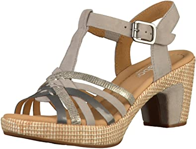 Gabor 42.736 Damen Sandalen  Gabor Comfort  Amazon.de  Schuhe ... 6924bfa92a