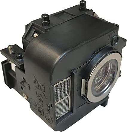 for Epson ELPLP49 Replacement Projector Lamp with Housing by ORILIGHTS