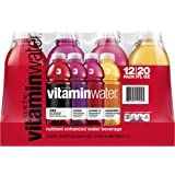 Vitaminwater Variety Pack, 20 Ounce, Pack of 12