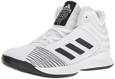 0d77967e71a49 Amazon.com | adidas Kids' Pro Spark 2018 Basketball Shoe, | Basketball