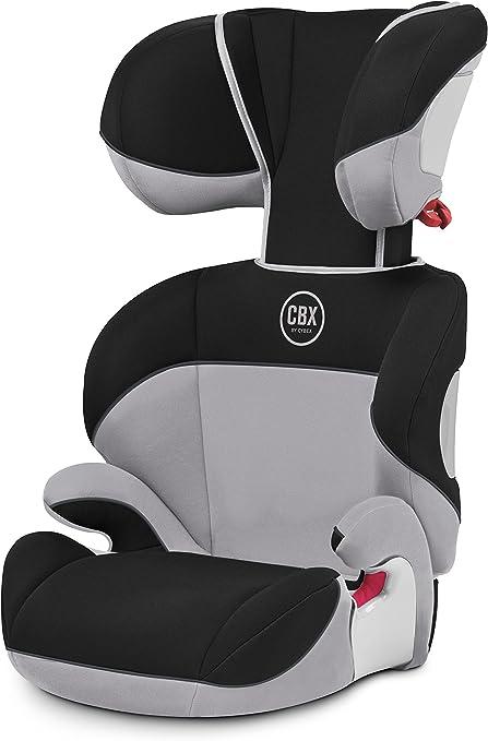 CBX por Cybex Solution, Silla de coche grupo 2/3, gris oscuro: Amazon.es: Bebé