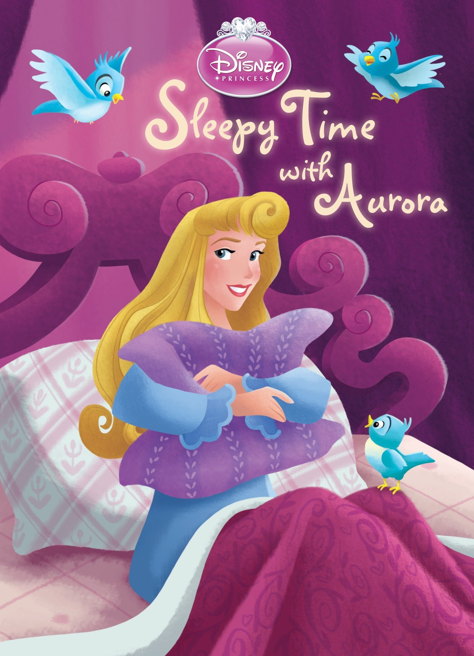 Download Sleepy Time with Aurora (Disney Princess) (Board Book) pdf