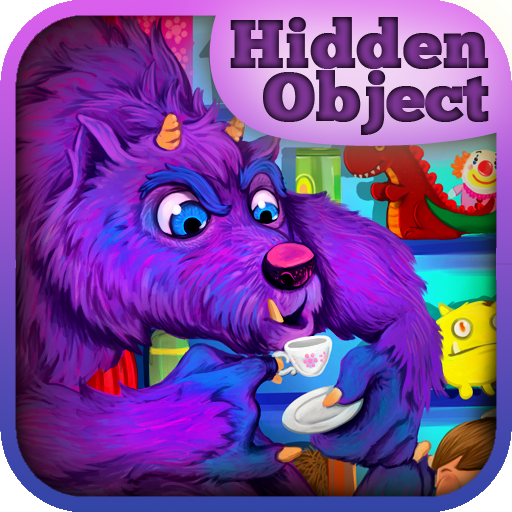 Hidden Object - My Monster and -