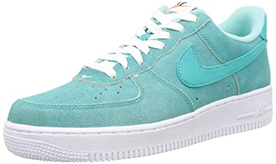 online shop many fashionable so cheap Nike - Air Force 1 -, Homme, Vert (lt Retro/lt Retro-White ...