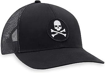 Adults /& Kids Halloween Pirate Skull Crossbones Jolly Roger Ship Captain Hat Cap