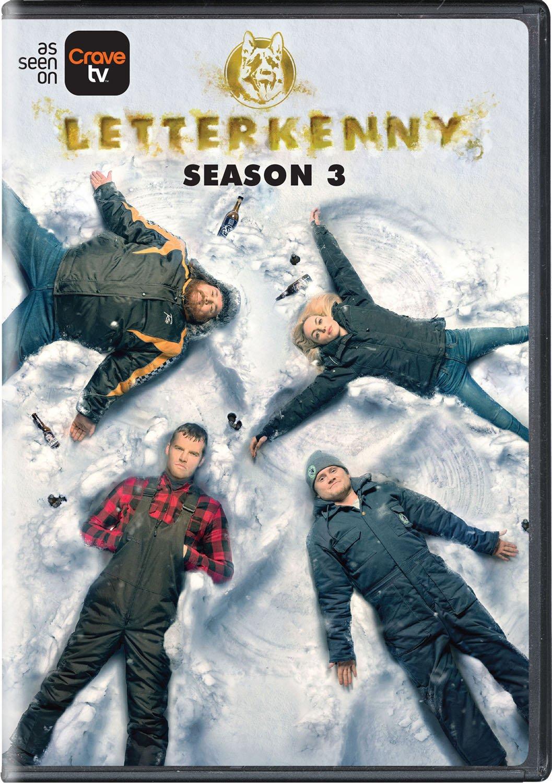 Letterkenny: Season 3 Jared Keeso Nathan Dales Michelle Mylett K. Trevor Wilson