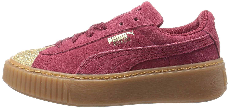 Chaussures Puma Chaussures Glam à Plateforme en Daim PRÉ