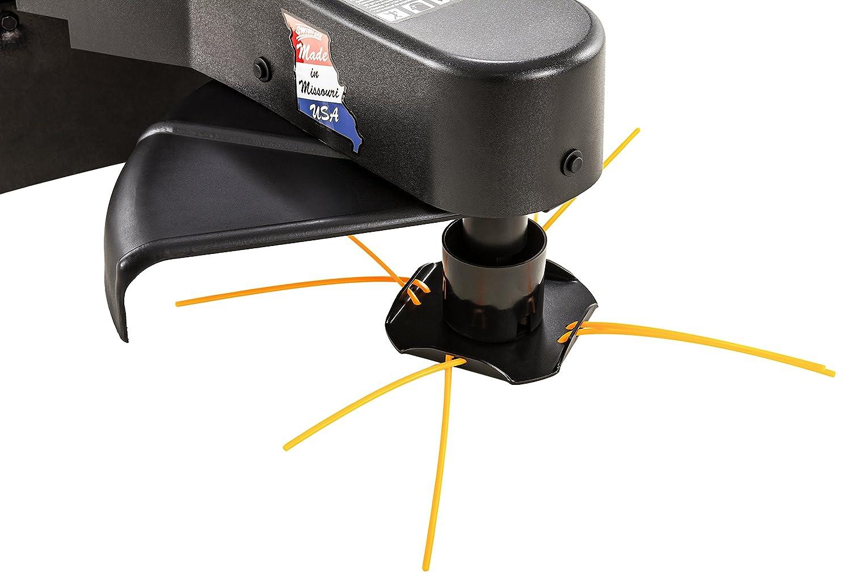 Swisher 4.4hp Honda desbrozadora Autopropulsada, color negro ...