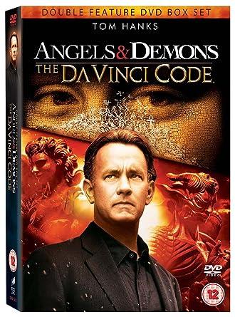 Angels Demons The Da Vinci Code