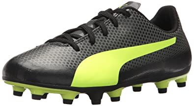 c0cf93c16 PUMA Unisex-Kids Spirit FG Soccer-Shoes