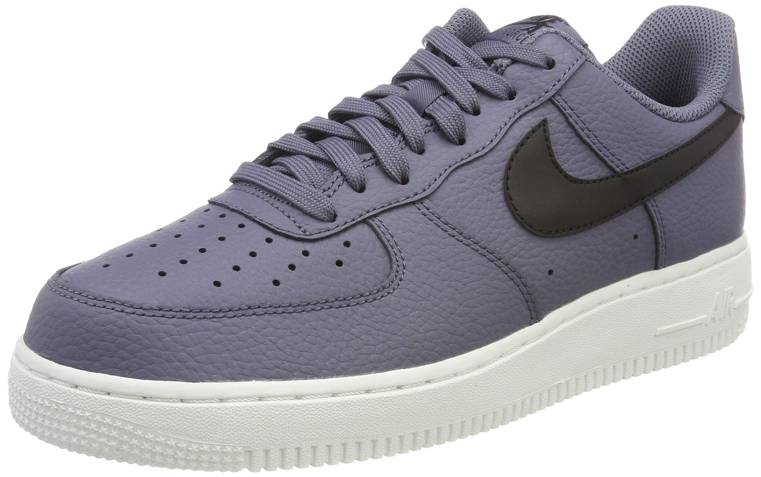 sneakers for cheap 79482 26c9a Galleon - NIKE Men s Air Force 1 Shoes,(Blue Black,10.5 D (M) US)