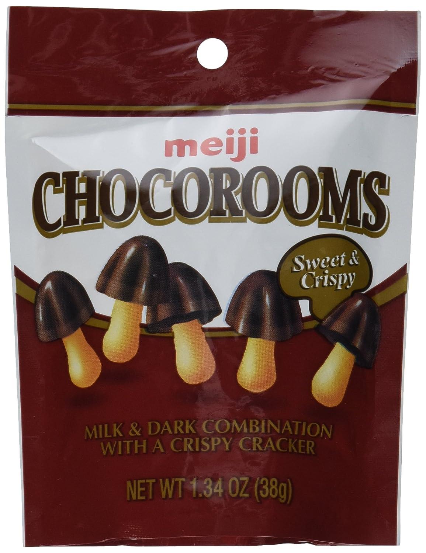 Meiji Chocorooms 1.34 Oz (Pack of 2)