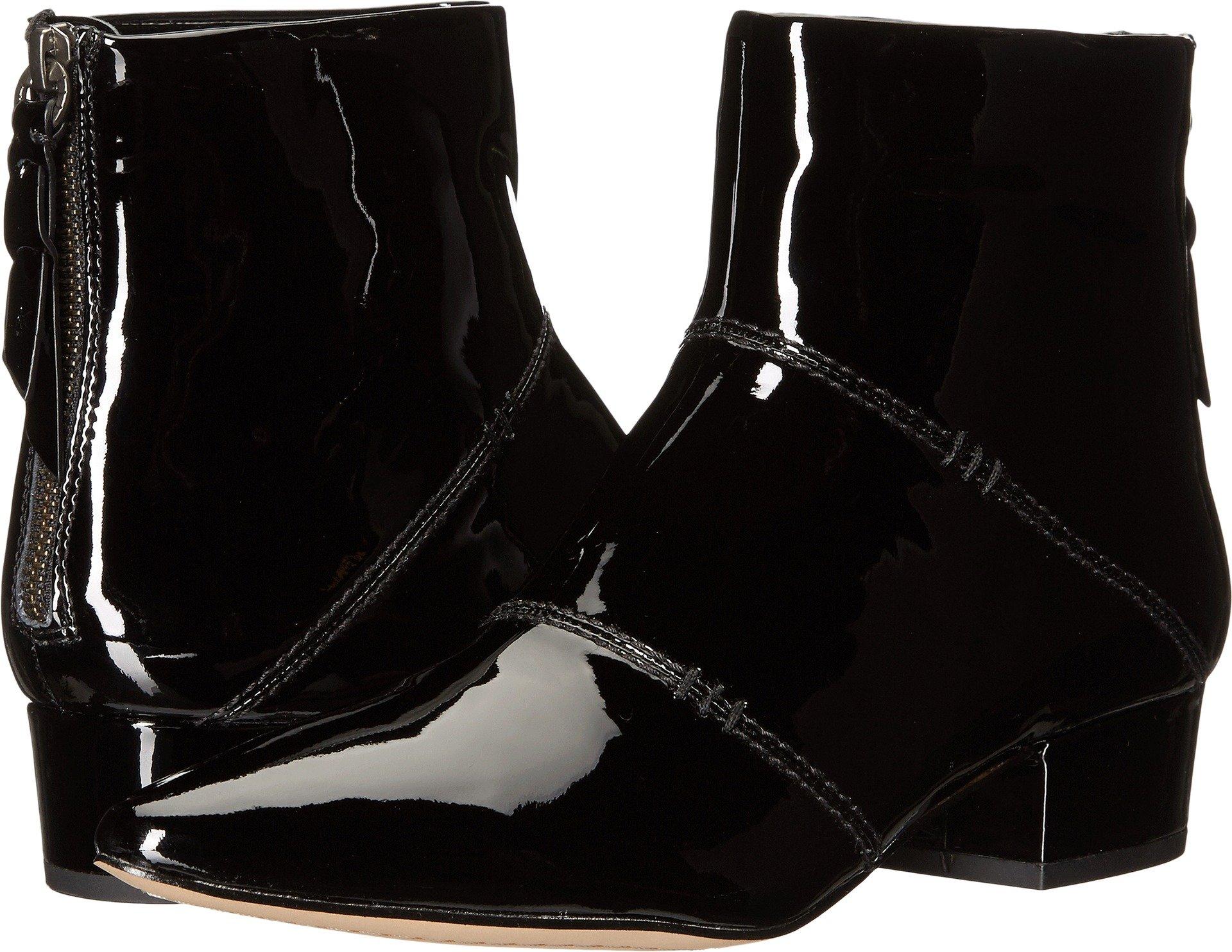 Splendid Women's Rina Ankle Boot, Black, 7.5 M US