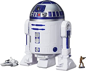 Star Wars The Force Awakens Micro Machines R2-D2 Playset