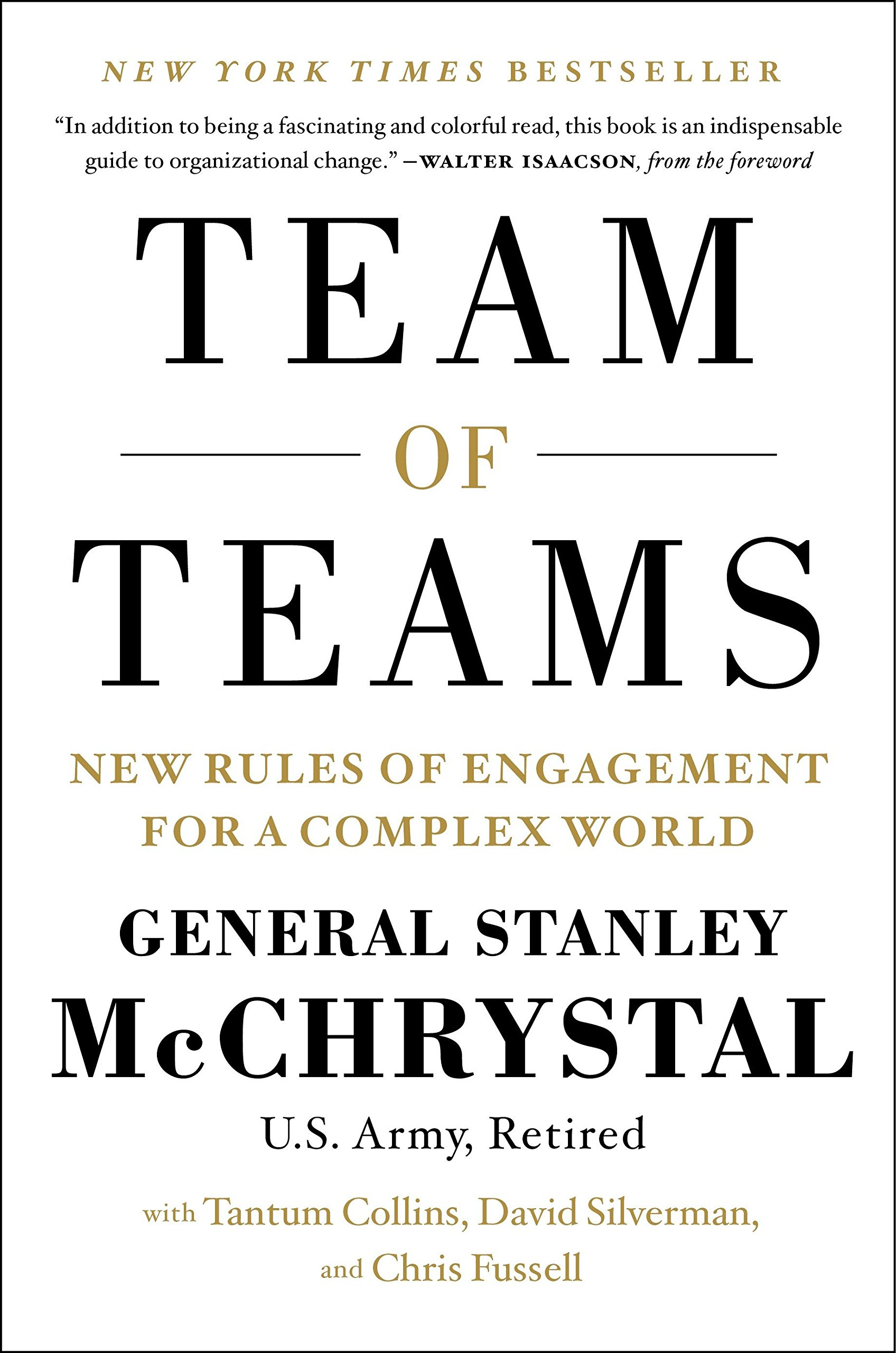 Team of Teams  New Rules of Engagement for a Complex World (Inglês) Capa  dura – 11 mai 2015 89594c216e
