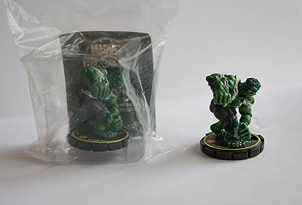 Amazon HeroClix Hulk 58 Rookie