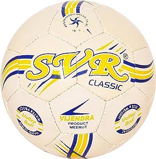 Svr Classic Volley Ball pour les professionnels cousues à la main résistant à toutes les résistant aux intempéries Tournament Classic Volley Ball fabriqué en PU synthétique de haute qualité