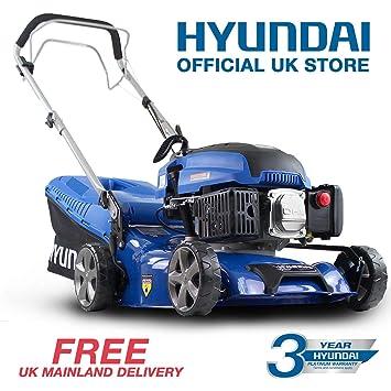 Hyundai HYM430SP - Cortacésped autopropulsado (139 cc ...