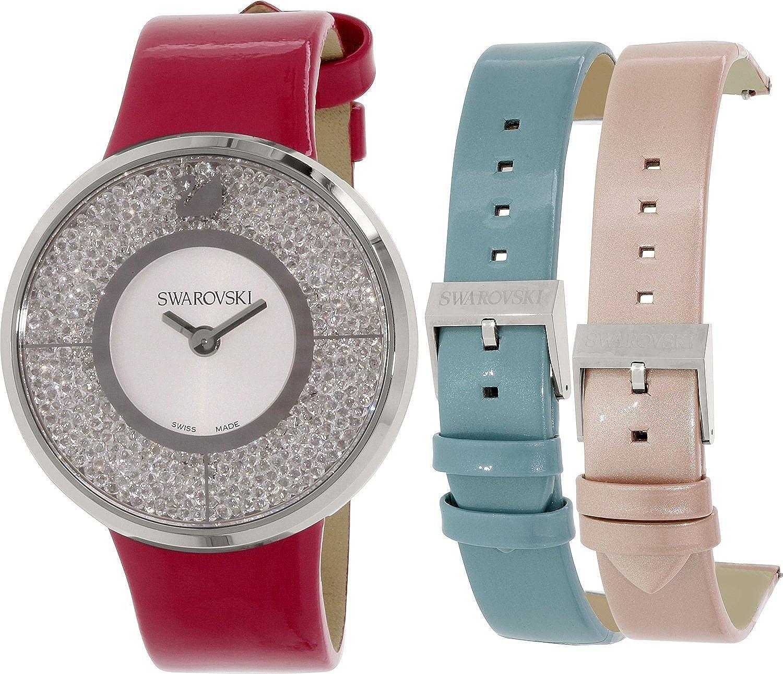 [スワロフスキー]SWAROVSKI 腕時計 Crystalline クリスタルライン 替えストラップセット 5096698 レディース [ 並行輸入品 ] B01CI4G9QE