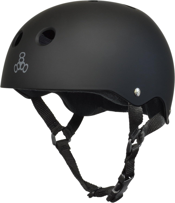 Get Used To It Small Triple Eight Sweatsaver Liner Skateboarding Helmet