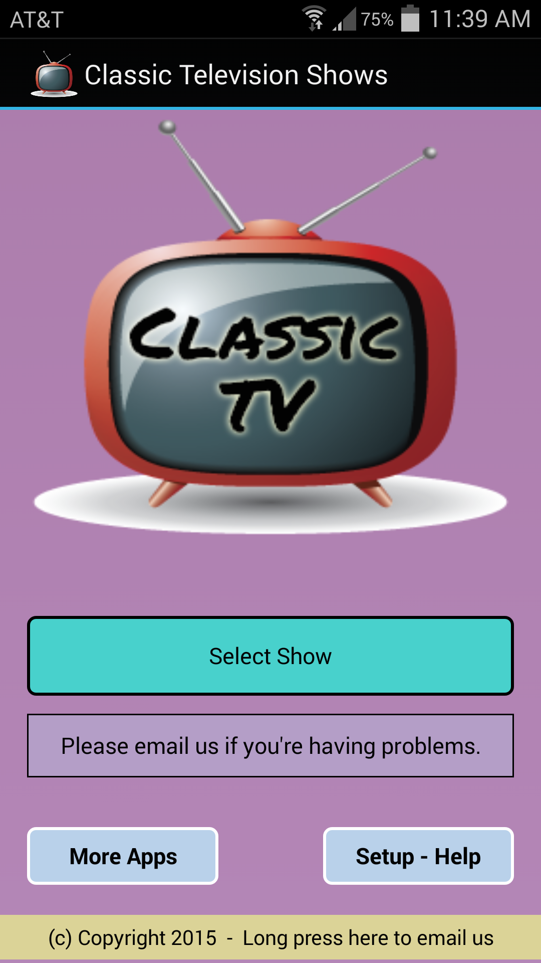 Large Product Image of TV Classics